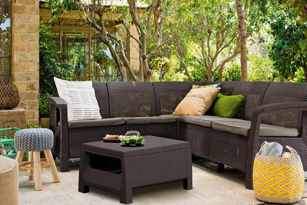 Комплект мебели Keter Corfu Relax Set