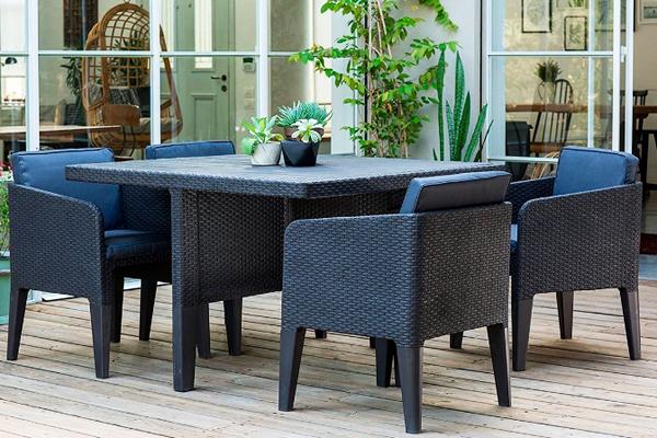 Комплект мебели Keter Columbia set 5 PCS