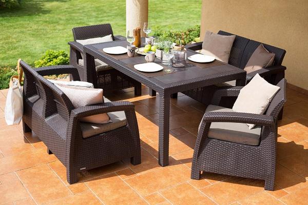 Комплект мебели Keter Corfu Fiesta