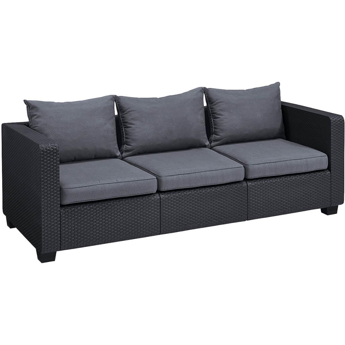 Диван Keter Salta 3 sofa